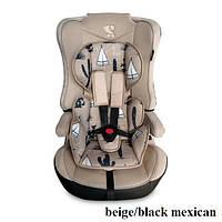 Автокресло Lorelli EXPLORER (9-36кг) (beige/black mexican)