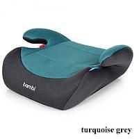 Автокресло Bambi (15-36кг) M 2784 (turquoise grey)