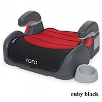 Автокресло El Camino (22-36кг) ME 1044 RORO (ruby black)