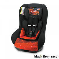 Автокресло Lorelli BETA PLUS (0-18кг) (black fiery race)