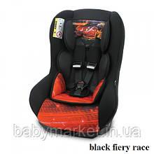 Автокрісло Lorelli BETA PLUS (0-18кг) (black fiery race)