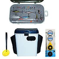 Набір для зимової риболовлі повний комплект, фото 1
