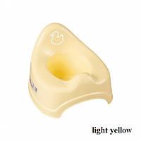 Горщик Tega Качка DK-091 light yellow