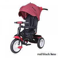 Велосипед 3х кол. Lorelli JAGUAR AIR (red/black luxe)