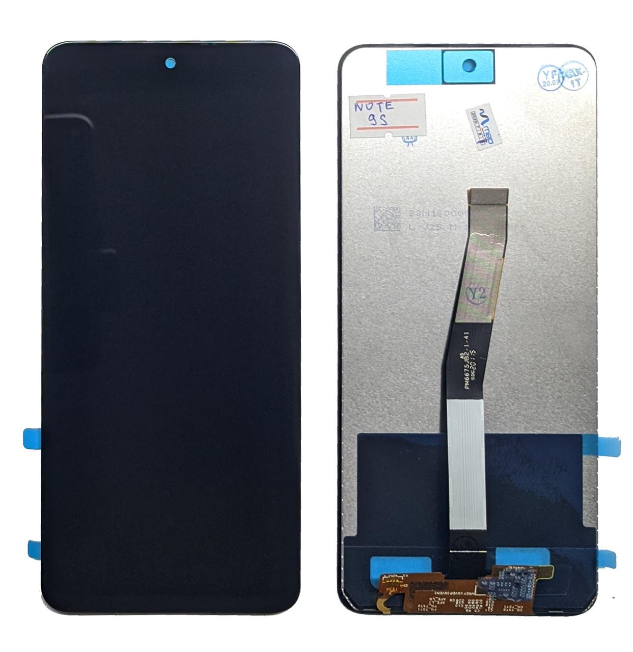 Дисплей + сенсор (модуль) Xiaomi Redmi Note 9 Pro /  Note 9S