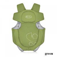Кенгурушка Lorelli TRAVELLER (green lorelli)