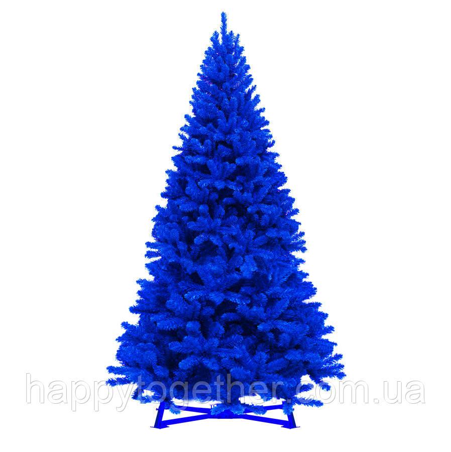 Штучна новорічна ялинка h=6 м.