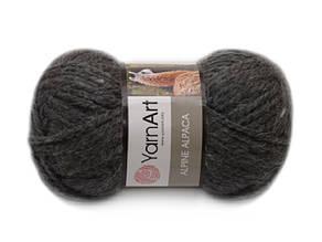 YarnArt Alpine Alpaca, Темно-серый №436