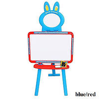 Мольберт 3в1 Limo Toy 0703 UK-ENG (blue/red)