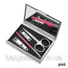Косметичний манікюрний набір BabyOno 064 pink