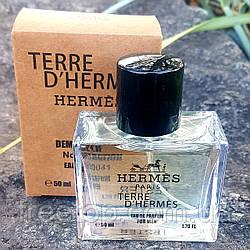 Тестер Hermes Terre d'hermes чоловічі (Гермес Терре Де Гермес), 50 мл (ліцензія ОАЕ)