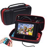 Monster кейс сумка для Nintendo Switch / Есть стекло