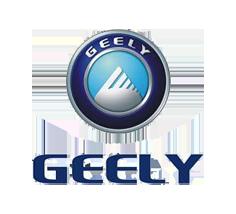 Дефлекторы на боковые стекла (Ветровики) для Geely (Джили)