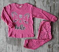 Детская пижама 7-9 лет Турция оптом