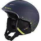Стильный горнолыжный шлем Cairn Andromed mat black-racing 57-58 (черный), фото 2