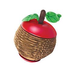 KONG (Конг) Scratch Apple - Игрушка-когтеточка ЯБЛОКО