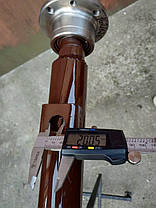 Ось для прицепа под жигулевское колесо АТВ 162Т/57(08Р), фото 3