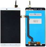 Дисплей Lenovo Vibe K5 Note A7020a40, Vibe K5 Note Pro A7020a48 + Touchscreen (original) White