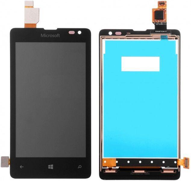 Дисплей Microsoft Lumia 435, Lumia 532 + Touchscreen (original) Black