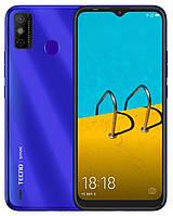 Смартфон TECNO Spark 6 Go 3/64Gb (KE5j) Dual SIM Aqua Blue