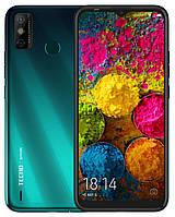 Смартфон TECNO Spark 6 Go 3/64Gb (KE5j) Dual SIM Ice Jadeite