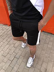 Шорты Lapsha Pobedov (черные)