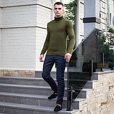 Мужской свитер Axelrod Pobedov (хаки), фото 3