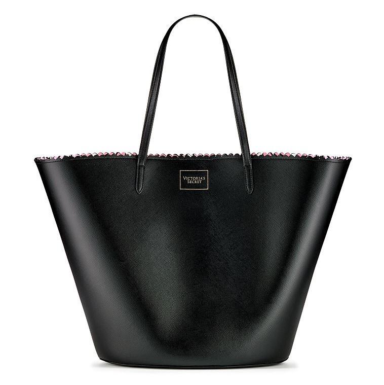 Городская Сумка Victoria's Secret Bombshell Tote Bag, Черная