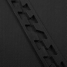 Мат-пазл (ласточкин хвост) Springos Mat Puzzle EVA 120 x 120 x 1.2 cм FM0002 Black, фото 3