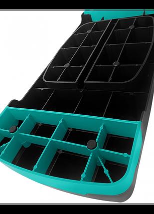 Степ-платформа 2-ступенчатая SportVida SV-HK0159, фото 2