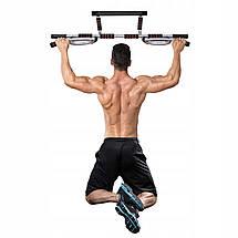 Турник-тренажер многофункциональный Springos Iron Gym Pro FA0013, фото 3