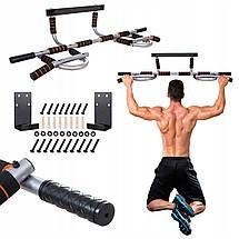 Турник-тренажер многофункциональный Springos Iron Gym Pro FA0013, фото 2