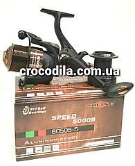 Катушка с бейтраннером  Mifine Speed 5000