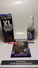 XL SPERM SPRAY - спрей для увеличения члена с возбуждающим эффектом для мужчин (Сперм Спрей) - Love&Life