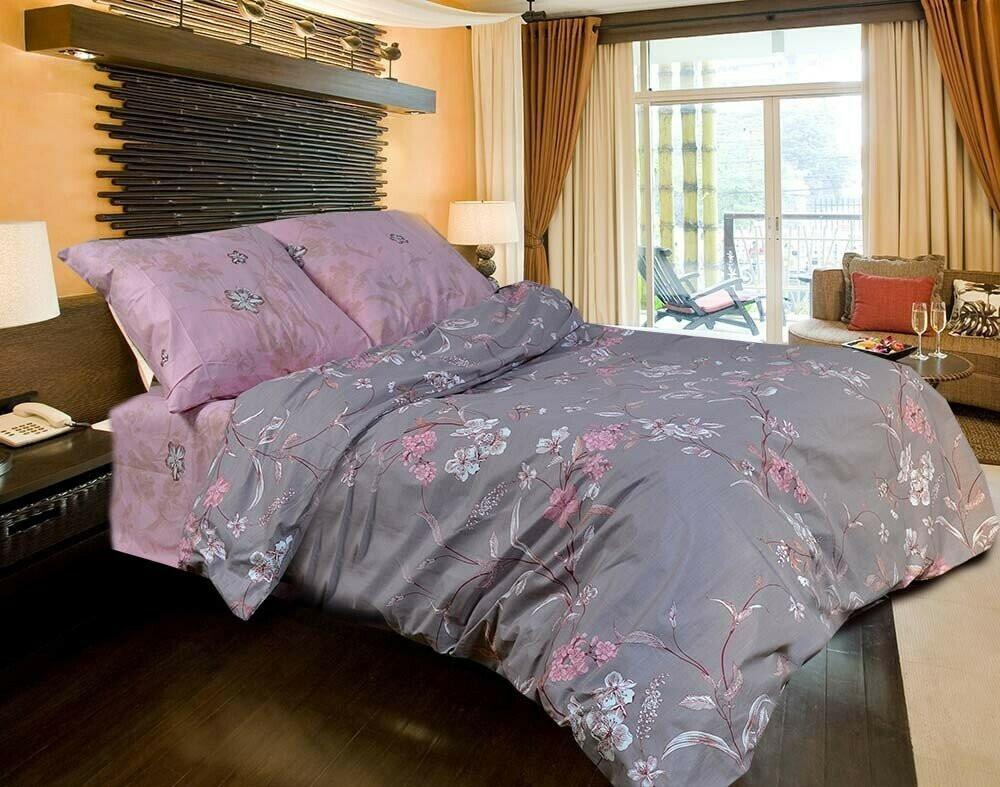 Постельное белье Роялти фланель ТМ  Комфорт-текстиль  двуспальный