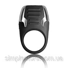 Эрекционное кольцо с вибрацией Rocks Off Xerus C Ring - Бесплатная доставка!