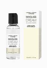 Лубрикант на силиконовой основе MixGliss DREAM - CAMELIA BLANC (50 мл) - Love&Life