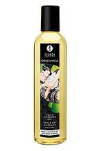 Массажное масло возбуждающее Shunga Massage Oil Organica Natural 250 ml - Love&Life