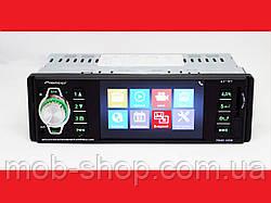 "1 din автомагнитола Pioneer 4204 ISO 4,1'' MP3 + USB RGB подсветка (1 дин магнитола с большим экраном 4,1"")"