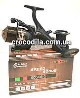 Катушка с бейтраннером  Mifine Speed 4000, фото 1