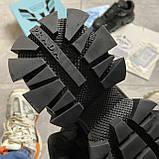 Кроссовки женские Prada Cloudbust Thunder Triple Black (Чёрный), фото 8