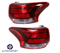 Фонарь левый / правый Mitsubishi Outlander III 2015-