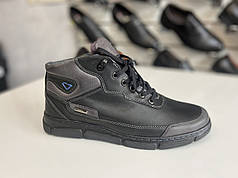 Мужские зимние ботинки Mateos размеры 38,39,40,41,42,43,44-45
