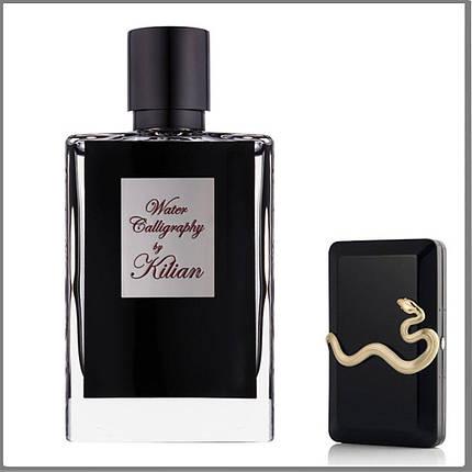 Kilian Water Calligraphy By Kilian парфюмированная вода 50 ml. (Килиан Водная Каллиграфия), фото 2