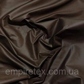 Плащевка Лаке Шоколад