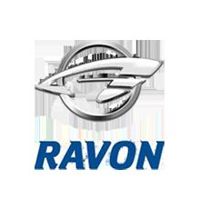 Дефлекторы на боковые стекла (Ветровики) для Ravon (Равон)