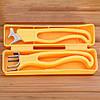 Полный комплект (набор из 2-х деталей + Вилочка ) для докола грецкого ореха