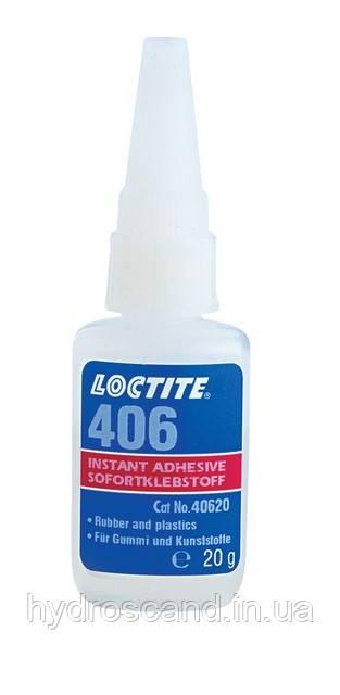 Loctite 4062 (Локтайт 4062) — модификация 406, 20 г, 500г
