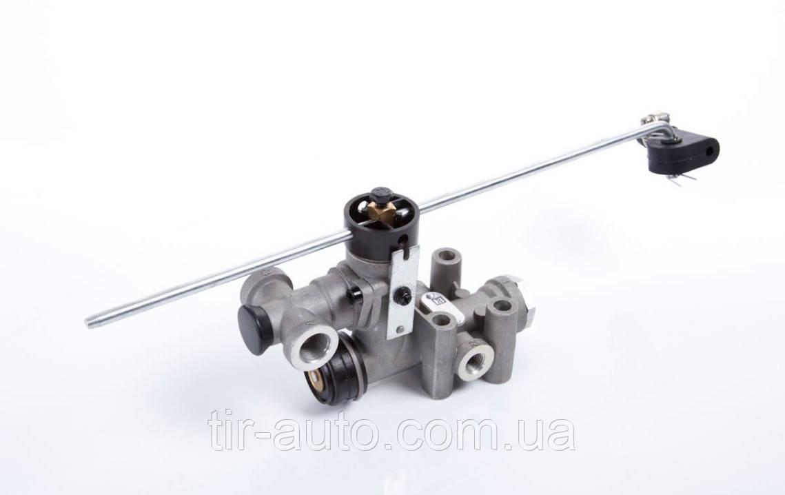 Кран уровня пола пневматический DAF, EVOBUS, IVECO, SAF, BPW ( TruckLine ) WA06012