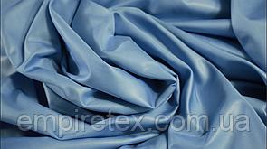 Плащевка Лаке Голубой